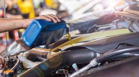 BMW Routine Oil Change